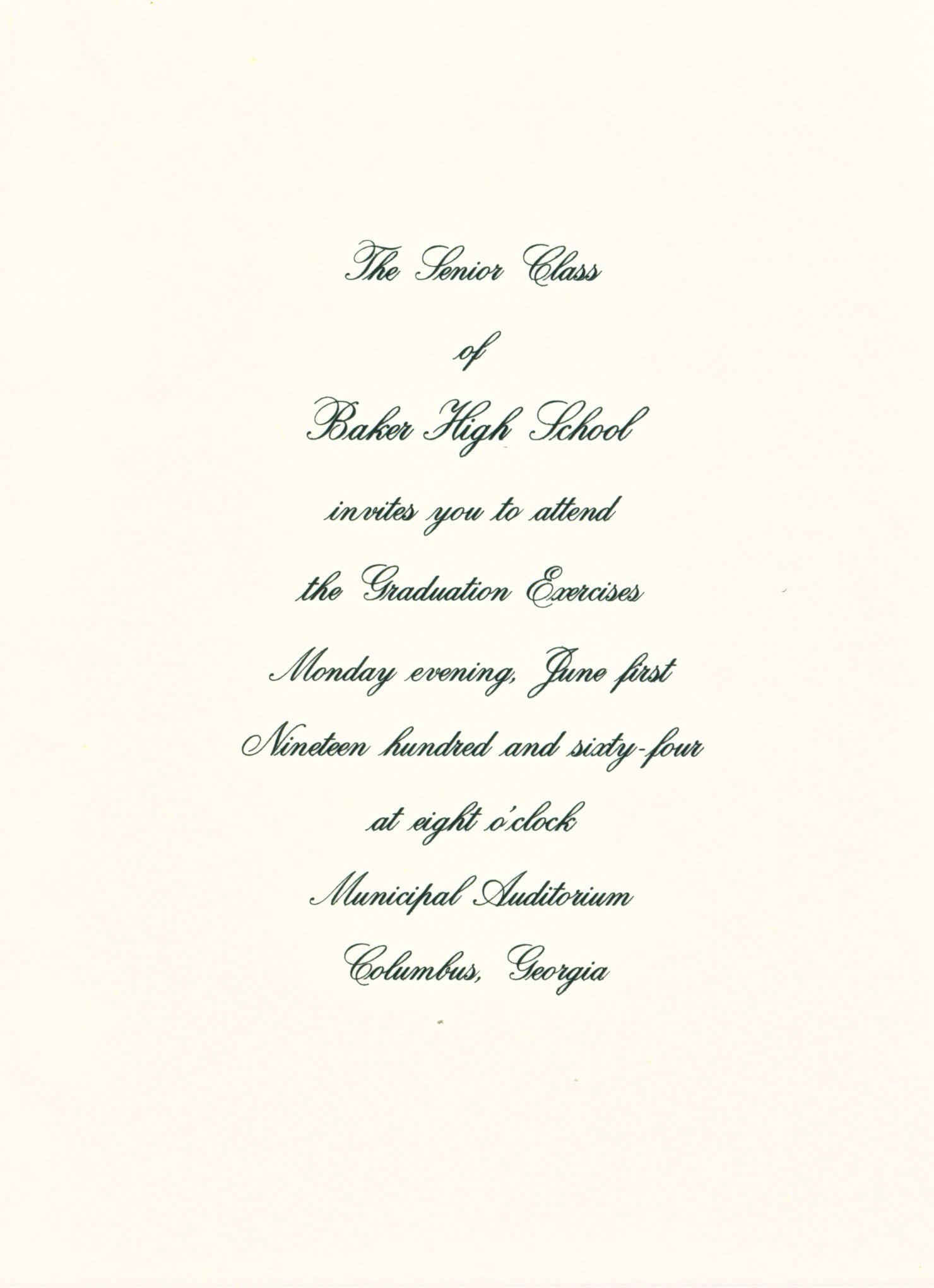 Sample Letter Of Invitation For Graduation Ceremony as beautiful invitation example